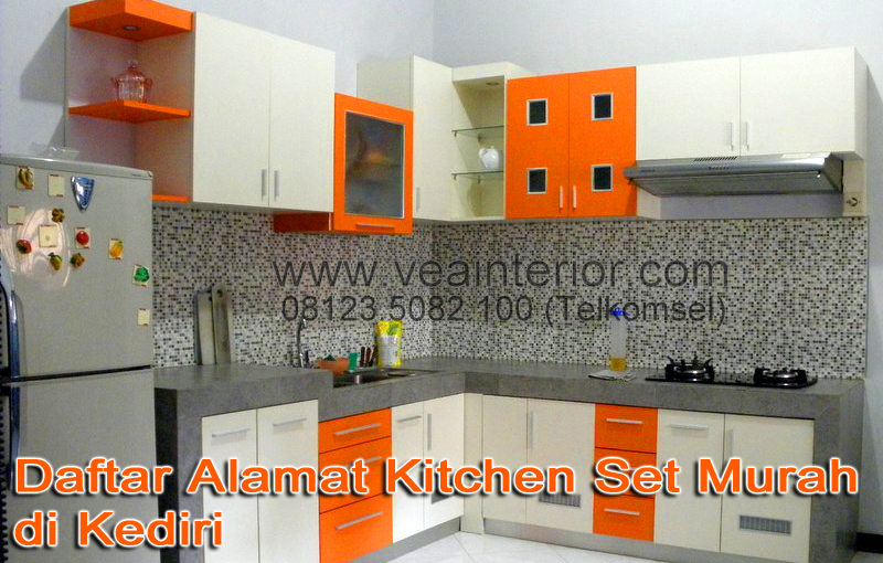 Kitchen Set Kediri
