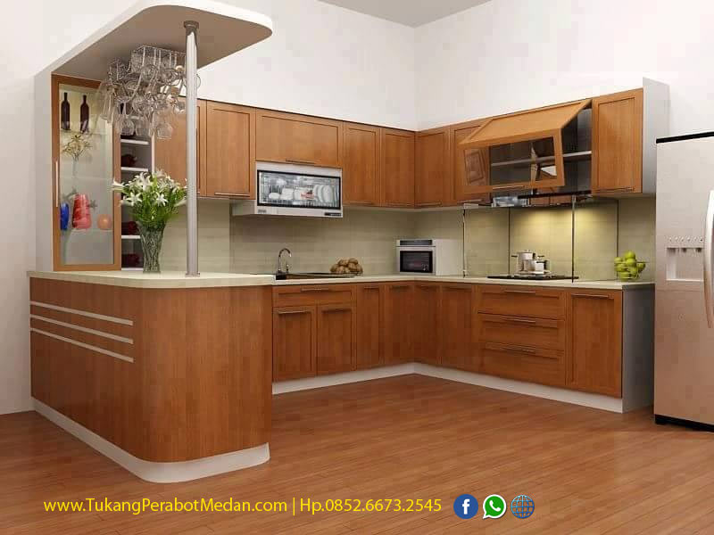 Kitchen Set Medan